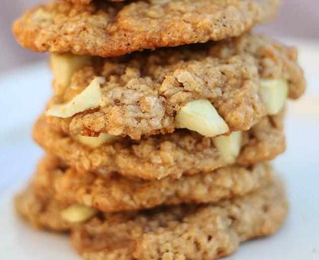 ... apple cinnamon oatmeal cookies apple cinnamon oatmeal cookie recipe